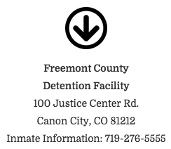 Canon City, CO court information